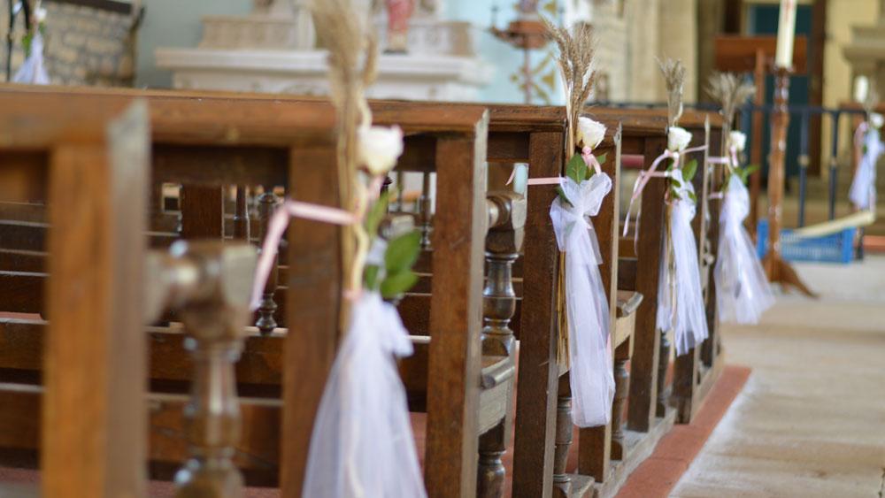 D coration d 39 glise for Decoration eglise