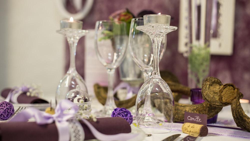 decoration mariage nancy lorraine theme bouchon