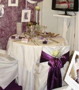 Location Flots Satin mariage Lorraine
