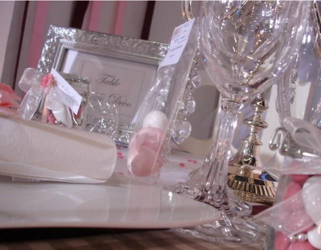 decoration mariage nancy lorraine rose pale