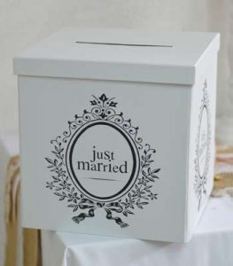 urne just married en vente