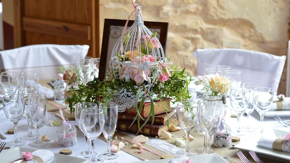 decoration mariage retro boheme nancy griffe deco