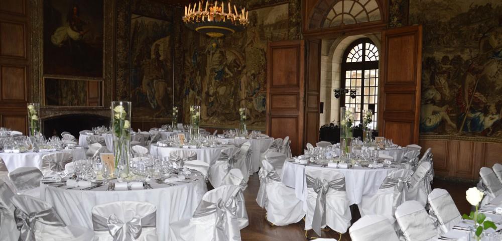 decoration mariage chateau lorraine griffe deco mariages