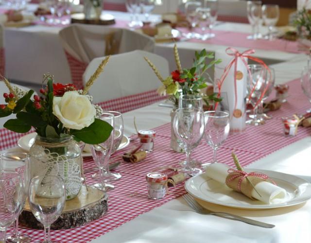 decoration mariage theme pic nic griffe deco nancy lorraine