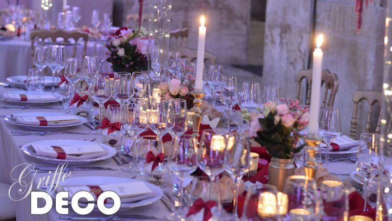 Décoration mariage Abbaye des prémontrés
